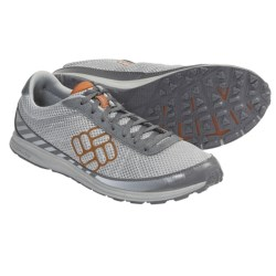 Columbia Sportswear Ravenous Lite Trail Running Shoes - Minimalist (For Men) in Grout/Valencia