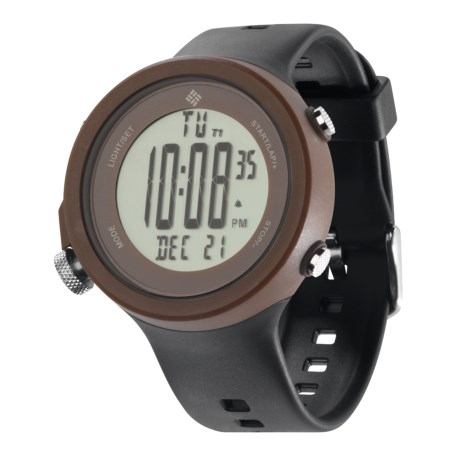 Columbia Sportswear Ravenous Sport Watch in Root/Black