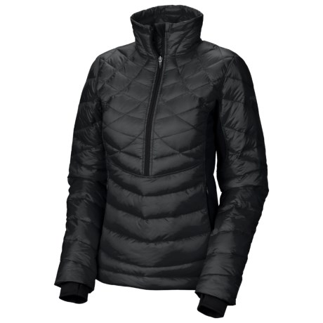 Columbia Sportswear Reach the Peak Omni-Heat® Down Jacket - Pullover, 700 Fill Power (For Women) in Black