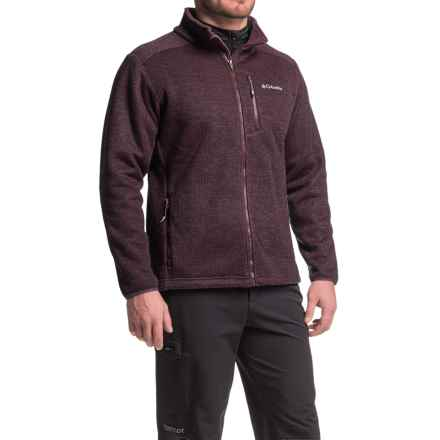 Columbia Sportswear Rebel Ravine Omni-Wick® Fleece Jacket (For Men) in New Cinder - Closeouts