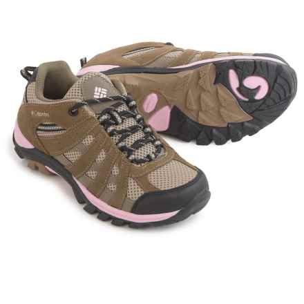 Columbia Sportswear Redmond Explore Trail Shoes (For Little and Big Kids) in Kettle - Closeouts