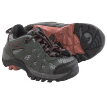 Columbia Sportswear Redmond Explore Trail Shoes (For Toddlers) in Grill - Closeouts