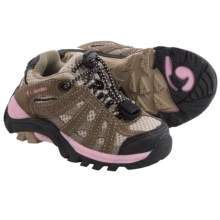 Columbia Sportswear Redmond Explore Trail Shoes (For Toddlers) in Kettle - Closeouts