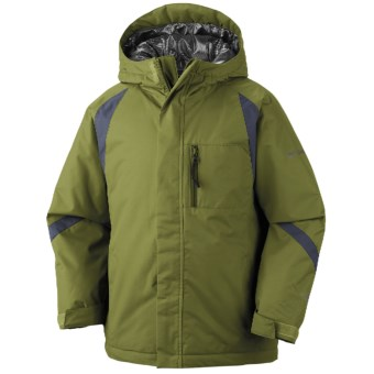 Columbia Sportswear Renegade Warmth Omni-Heat® Jacket - Insulated (For Boys) in Elm