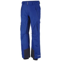 Columbia Sportswear Ridge 2 Run II Omni-Heat® Omni-Tech® Pants - Waterproof (For Men) in Royal