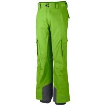 Columbia Sportswear Ridge 2 Run II Omni-Heat® Omni-Tech® Ski Pants - Waterproof (For Men) in Cyber Green - Closeouts