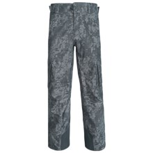 Columbia Sportswear Ridge 2 Run II Omni-Heat® Omni-Tech® Ski Pants - Waterproof (For Men) in Graphite Digi Print - Closeouts