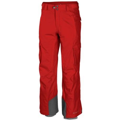 Columbia Sportswear Ridge 2 Run II Omni-Heat® Ski Pants - Waterproof (For Men)