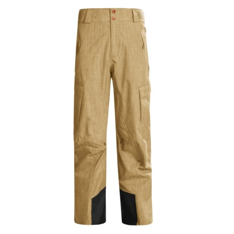 Columbia Sportswear Ridge Run Snow Pants - Waterproof (For Men) in Sahara
