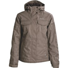 Columbia Sportswear Riva Ridge Jacket - Insulated (For Women) in Cocoa - Closeouts