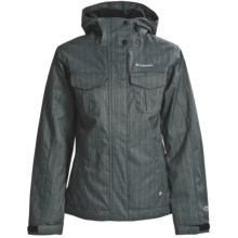 Columbia Sportswear Riva Ridge Jacket - Insulated (For Women) in Petrol - Closeouts