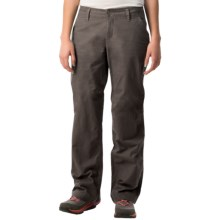 Columbia Sportswear Road to Rock Pants - UPF 50 (For Women) in Mineshaft - Closeouts