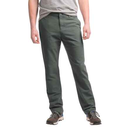 Columbia Sportswear ROC II Pants - UPF 50 (For Men) in Deep Green - Closeouts