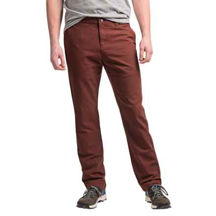 Columbia Sportswear ROC II Pants - UPF 50 (For Men) in Deep Rust - Closeouts