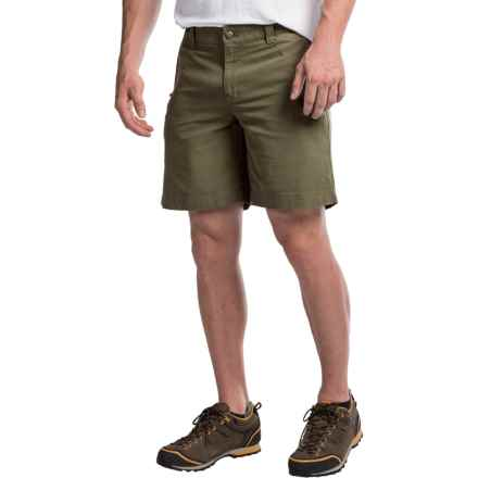 Columbia Sportswear Roc II Shorts - UPF 50 (For Men) in Peatmoss - Closeouts