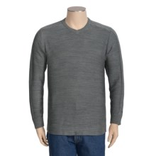Columbia Sportswear Roc II V-Neck Sweater - Long Sleeve (For Men) in Sedona Sage - Closeouts