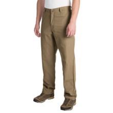 Columbia Sportswear Roc Pants - UPF 50  (For Men) in Dark Flax - Closeouts