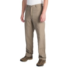 Columbia Sportswear Roc Pants - UPF 50  (For Men) in Flax - Closeouts