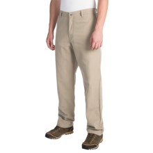 Columbia Sportswear Roc Pants - UPF 50  (For Men) in Fossil - Closeouts