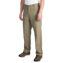 Columbia Sportswear Roc Pants - UPF 50  (For Men) in Sage - Closeouts
