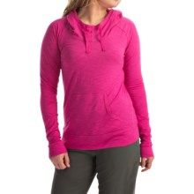 Columbia Sportswear Rocky Ridge III Hoodie (For Women) in Haute Pink - Closeouts