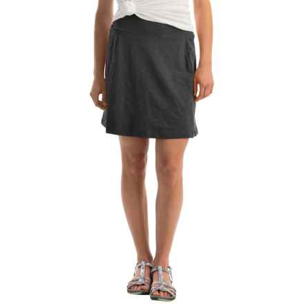 Columbia Sportswear Rocky Ridge III Skirt (For Women) in Black - Closeouts