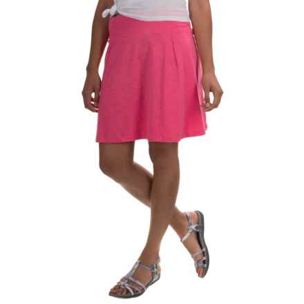 Columbia Sportswear Rocky Ridge III Skirt (For Women) in Bright Geranium - Closeouts