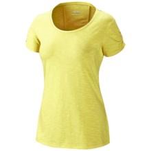 Columbia Sportswear Rocky Ridge III T-Shirt - Short Sleeve (For Women) in Sunnyside - Closeouts