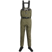 Columbia Sportswear Rogue River Breathable Waders - Stockingfoot (For Men) in Olive - Closeouts