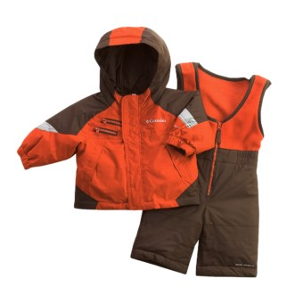 Columbia Sportswear Rugged Set - Reversible Jacket (For Infant Boys)