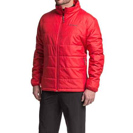 Columbia Sportswear Saddle Chutes Omni-Heat® Jacket - Insulated (For Men) in Mountain Red - Closeouts