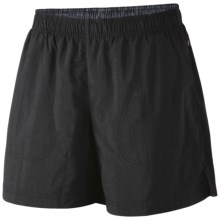 Columbia Sportswear Sandy River Shorts - UPF 30 (For Women) in Black - Closeouts