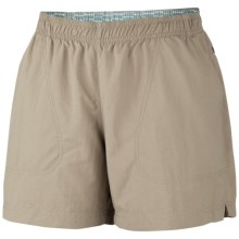 Columbia Sportswear Sandy River Shorts - UPF 30 (For Women) in Tusk - Closeouts