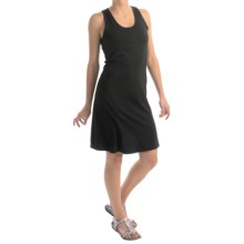 Columbia Sportswear Saturday Trail II Knit Dress - Omni-Wick®, Racerback, Sleeveless (For Women) in Black - Closeouts