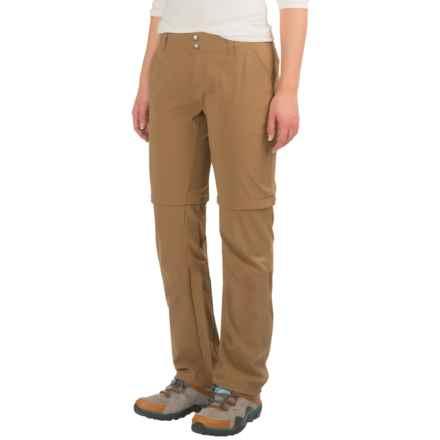 Columbia Sportswear Saturday Trail II Omni-Shield® Convertible Pants - UPF 50 (For Women) in Delta - Closeouts