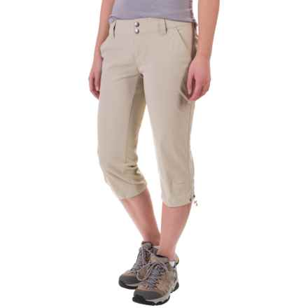 Columbia Sportswear Saturday Trail II Omni-Shield® Knee Pants - UPF 50 (For Women) in Fossil - Closeouts