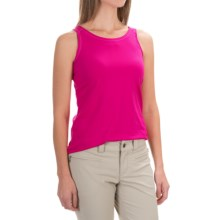 Columbia Sportswear Saturday Trail II Omni-Wick® Tank Top - UPF 50+ (For Women) in Haute Pink - Closeouts
