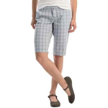 Columbia Sportswear Saturday Trail II Plaid Shorts - UPF 15 (For Women) in Beacon Plaid - Closeouts