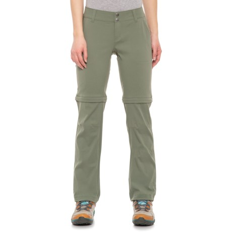 Columbia Sportswear Saturday Trail II Stretch Convertible Omni-Shield® Pants - UPF 50 (For Women) in Cypress