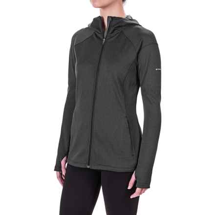 Columbia Sportswear Saturday Trail Jacket (For Women) in Black Heather - Closeouts
