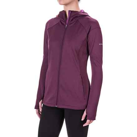 Columbia Sportswear Saturday Trail Jacket (For Women) in Plum Heather - Closeouts