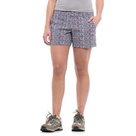 Columbia Sportswear Saturday Trail Printed Shorts - UPF 50 (For Women)