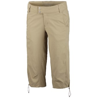 Columbia Sportswear Saturday Trail Stretch Knee Pants - UPF 50 (For Women) in Twill