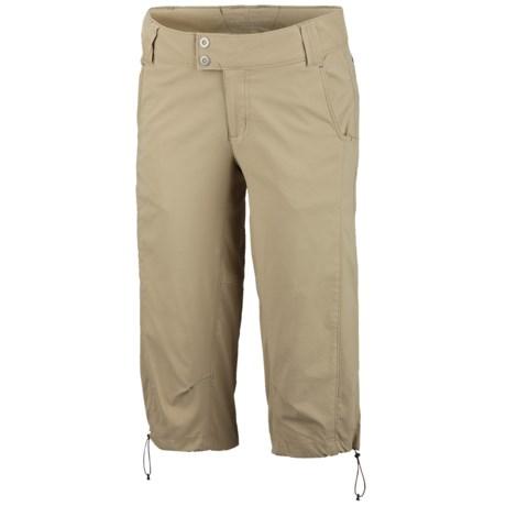 Columbia Sportswear Saturday Trail Stretch Knee Pants - UPF 50 (For Women) in Twill