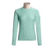 Columbia Sportswear Serendipity Sweater (For Women) in Spray Heather - Closeouts