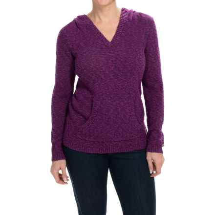 Columbia Sportswear Set Her Free Hoodie (For Women) in Plum - Closeouts