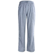 Columbia Sportswear Shakedown Chambray Pants - Roll-Up Legs (For Plus Size Women) in Mirage - Closeouts