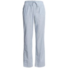 Columbia Sportswear Shakedown Chambray Pants - Roll-Up Legs (For Women) in Mirage - Closeouts