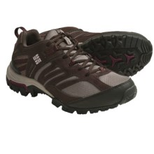 Columbia Sportswear Shasta Ridge Omni-Tech® Trail Shoes - Waterproof (For Women) in Bungee Cord/Port Royale - Closeouts