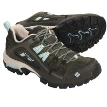 Columbia Sportswear Shastalavista Trail Shoes - Waterproof (For Women) in Breen/Shimmer - Closeouts